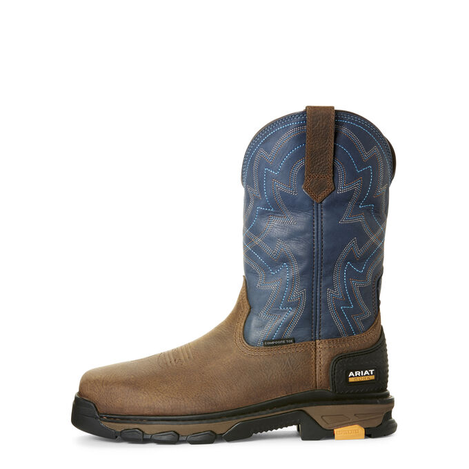 Intrepid Force Composite Toe Work Boot