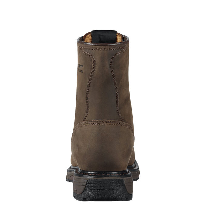 "WorkHog 8"" Waterproof Work Boot"