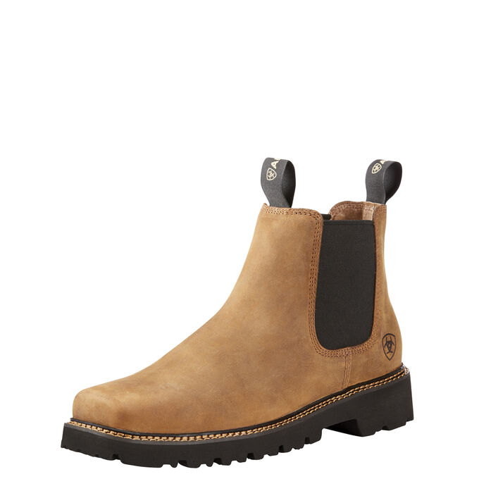 Spot Hog Wide Square Toe Boot