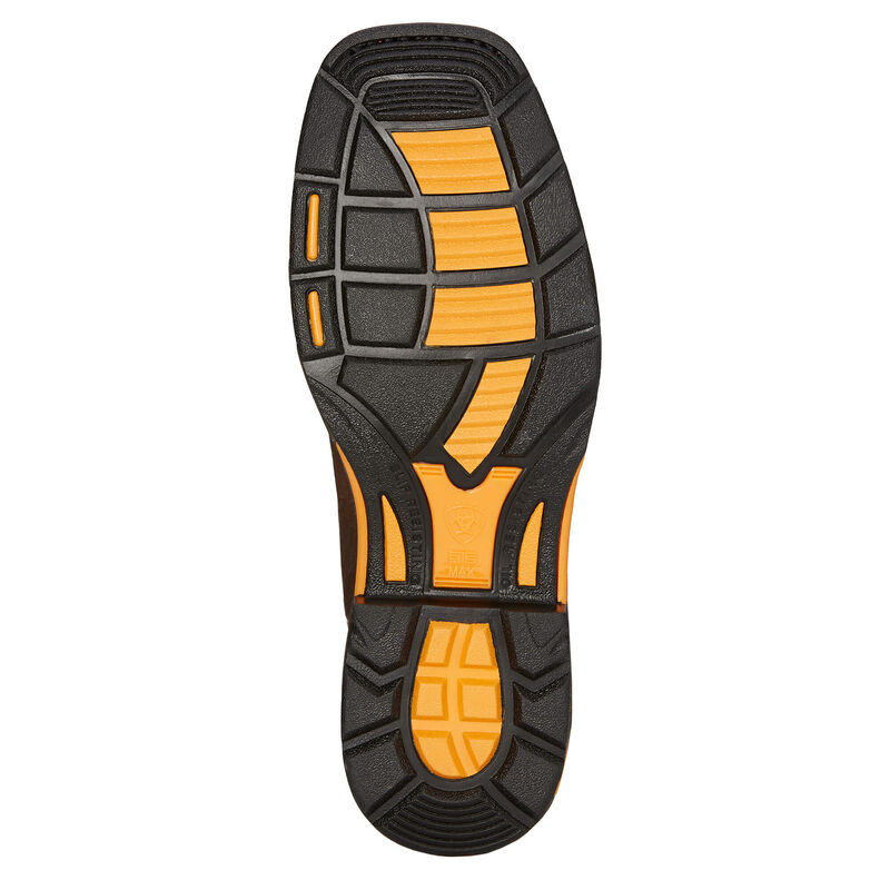 WorkHog Wide Square Toe MetGuard Composite Toe Work Boot