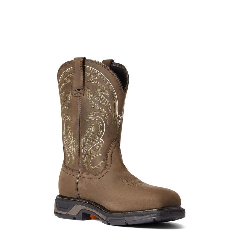 WorkHog XT Cottonwood Carbon Toe Work Boot
