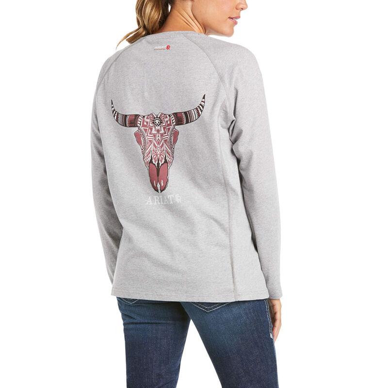 FR Air Desert Skull Graphic T-Shirt