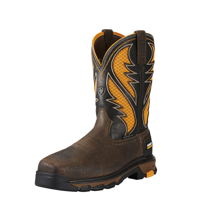 Intrepid VentTEK Composite Toe Work Boot