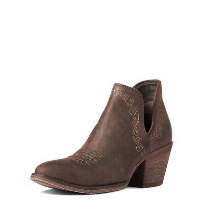 Encore R Toe Western Boot
