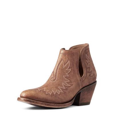 Dixon R Toe Western Boot