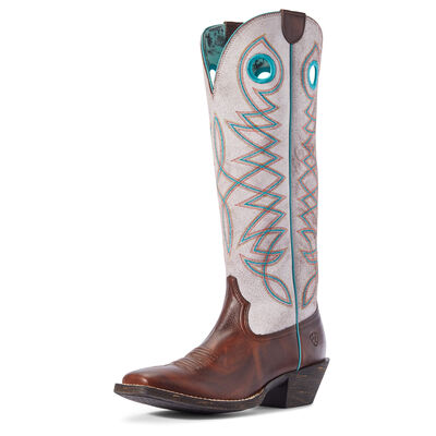 Round Up Buckaroo Western Boot