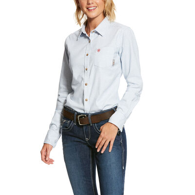 FR Hermosa DuraStretch Work Shirt