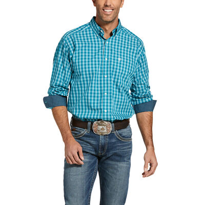 Wrinkle Free Lacewing Classic Fit Shirt