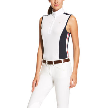 Fashion Aptos Colorblock Sleeveless
