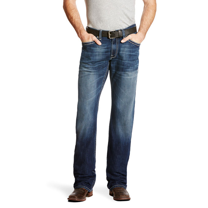 M4 Low Rise Porter Cooling Stretch Boot Cut Jean