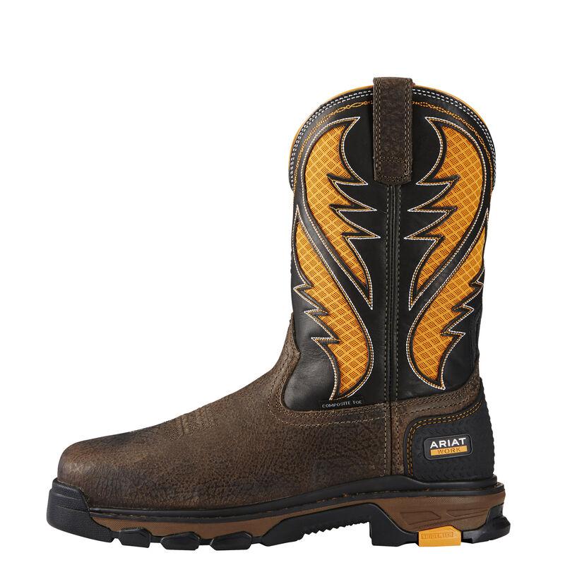 Intrepid VentTEK Composite Toe Work Boot