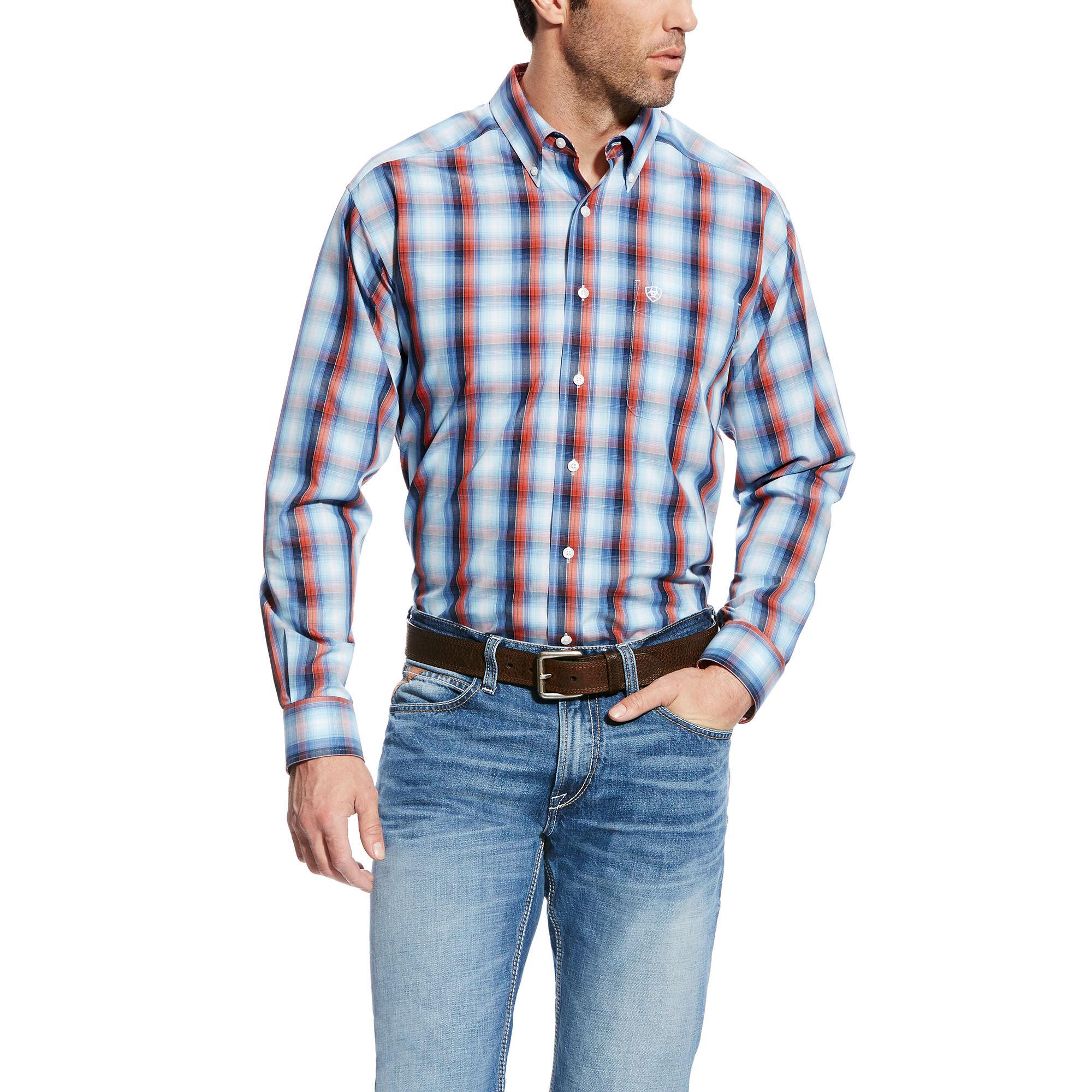Wrinkle Free Keith Shirt