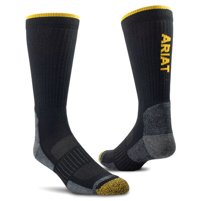 High Performance Tek Work Sock 2 Pair Pack