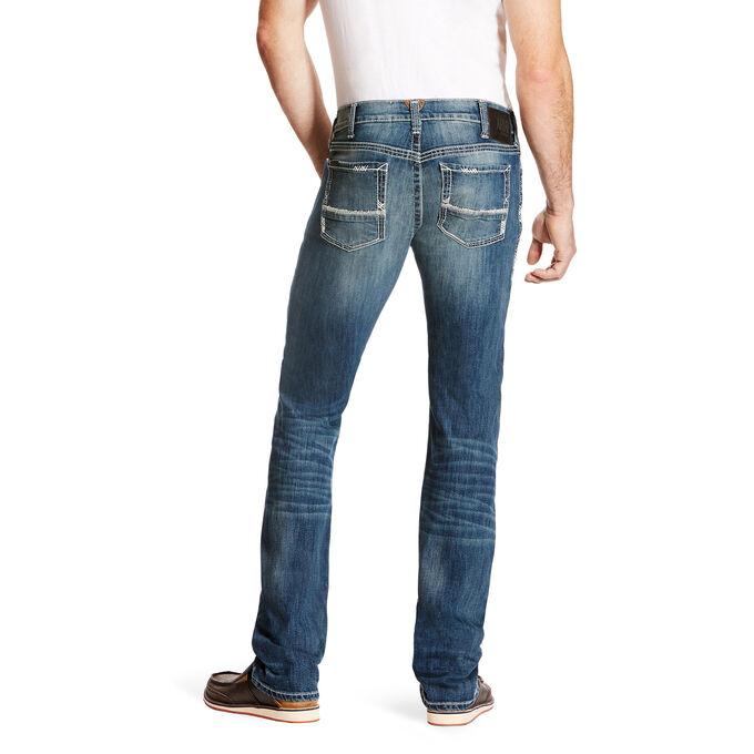 M7 Rocker Statler Cooling Stretch Stackable Straight Leg Jean