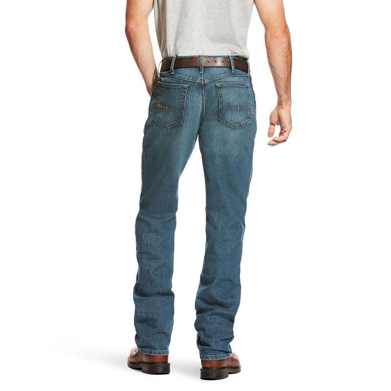 Rebar M3 Loose DuraStretch Basic Stackable Straight Leg Jean