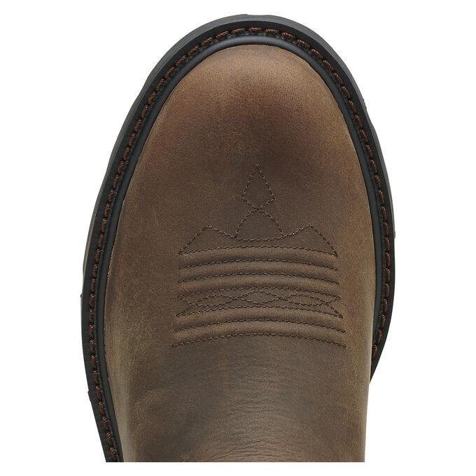 Men's Brown Work Boots