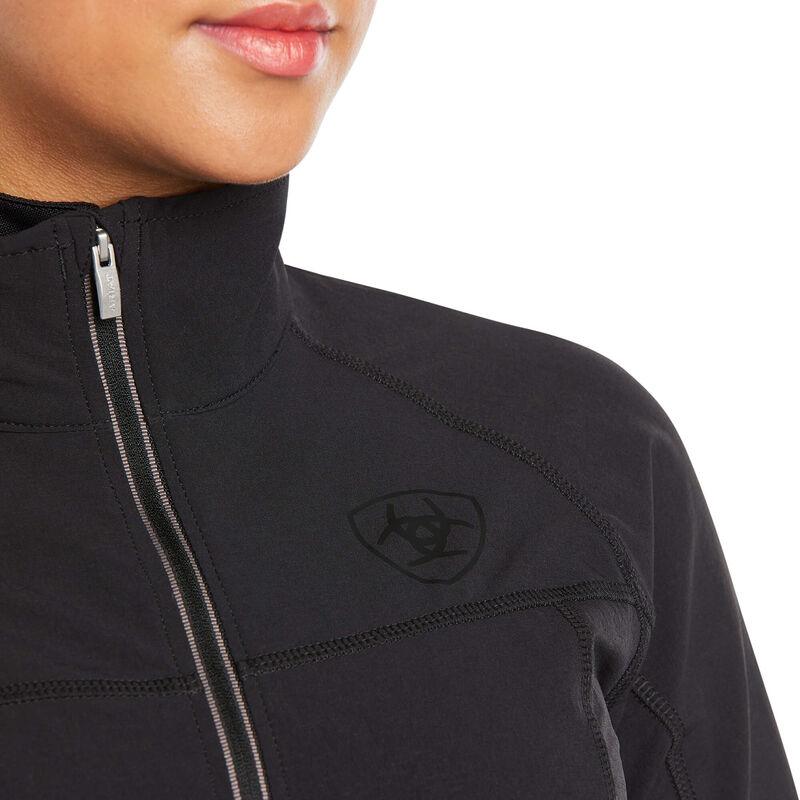 Agile Softshell Water Resistant Jacket