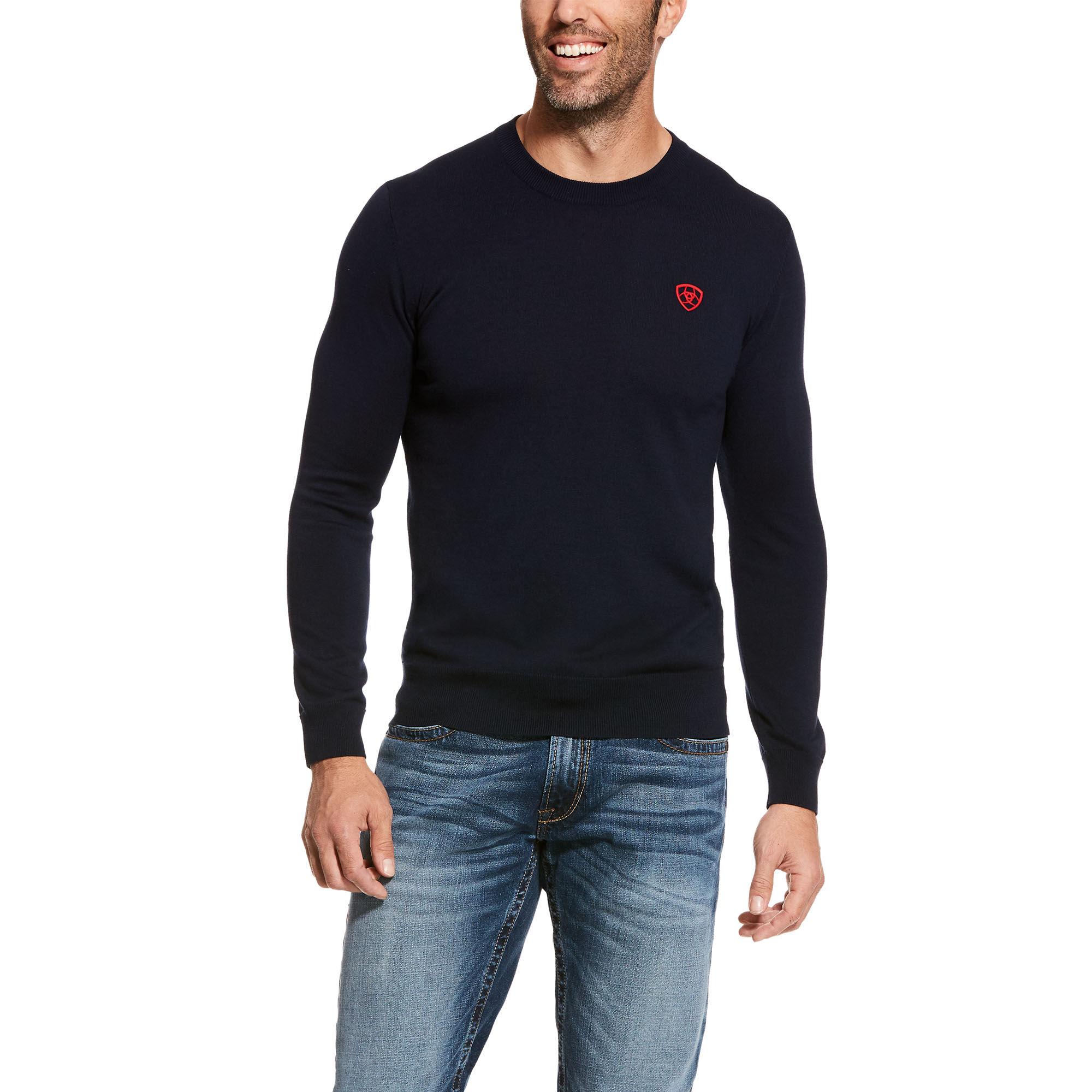 Mns Crew Neck Sweater