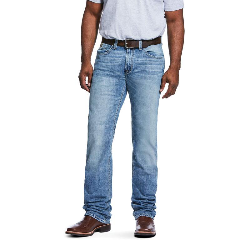 M5 Slim Stretch Wilton Stackable Straight Leg Jean