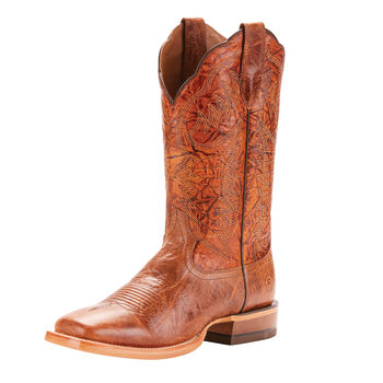 Relentless Record Breaker Western Boot