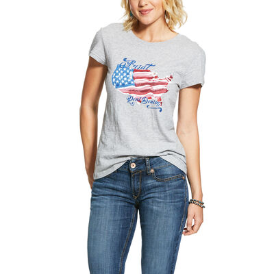 REAL Painted States T-Shirt