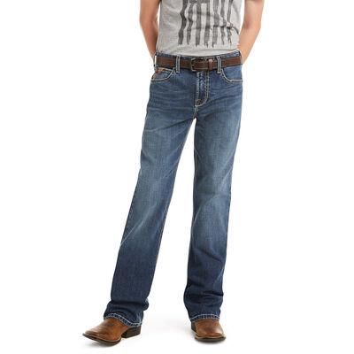 B4 Straight Patterson Fashion Boot Jean