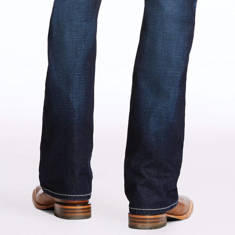 M4 Low Rise Stretch Adkins Boot Cut Jean