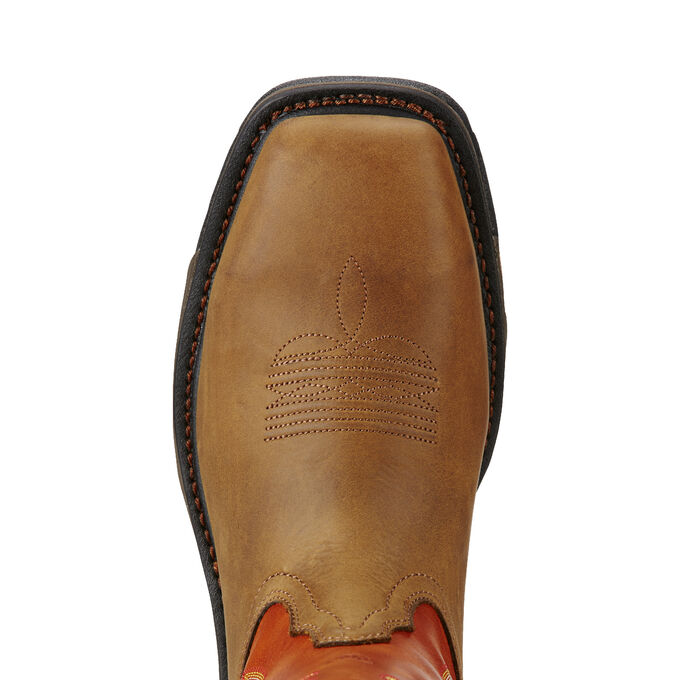 WorkHog CSA Composite Toe Work Boot