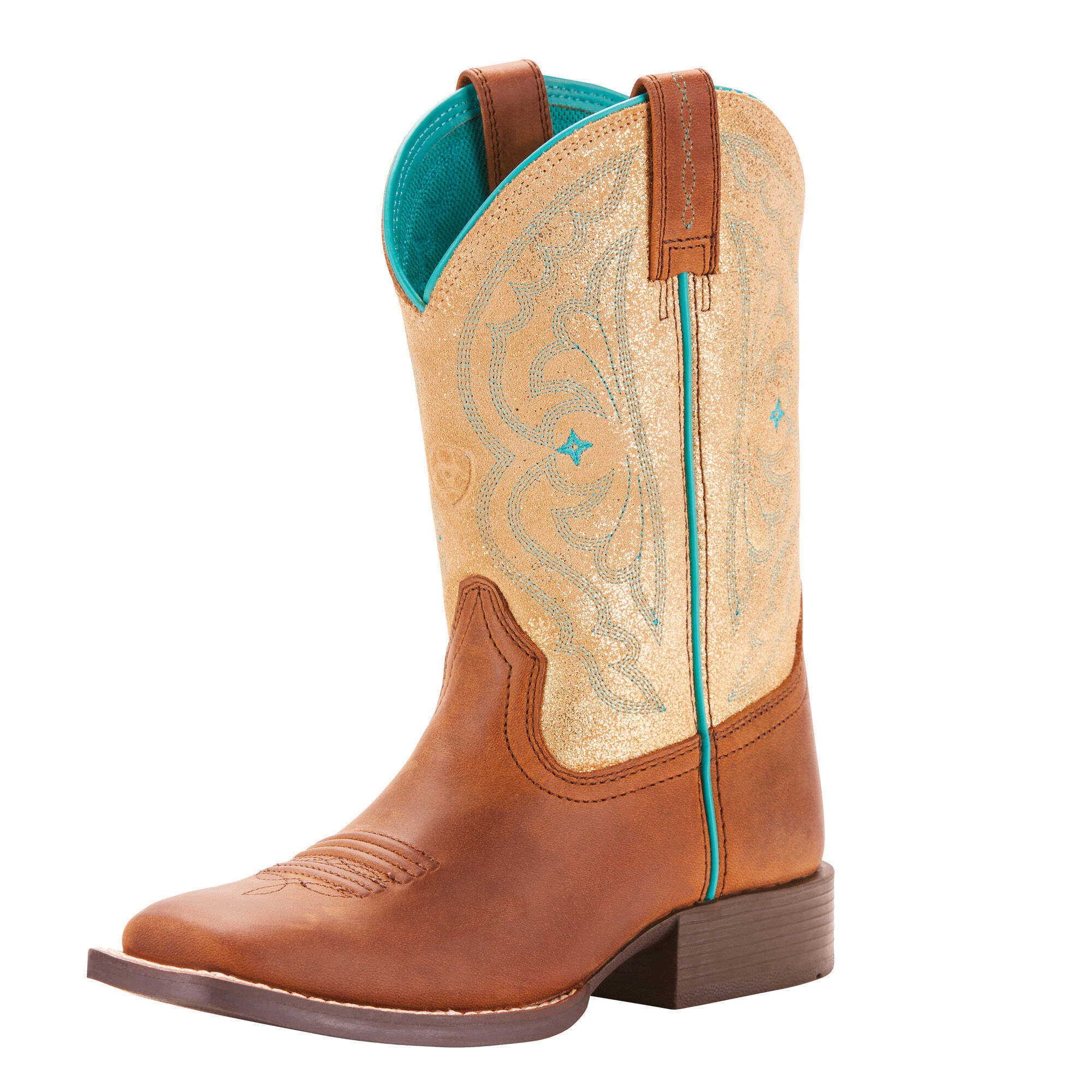 Kids/' Quickdraw Western Cowboy Boot