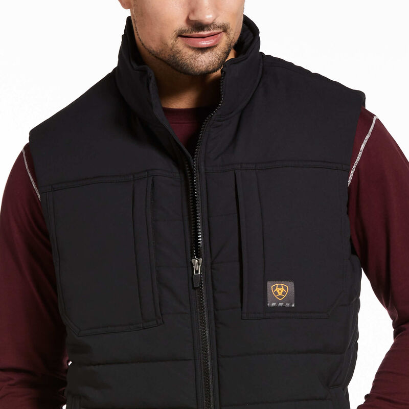 Rebar Valiant Stretch Canvas Water Resistant Insulated Vest