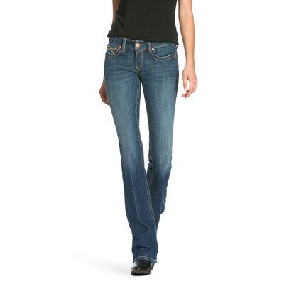 R.E.A.L Low Rise Shea Boot Cut Jean