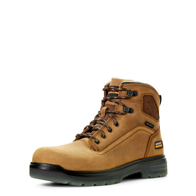 "Turbo 6"" Waterproof Work Boot"