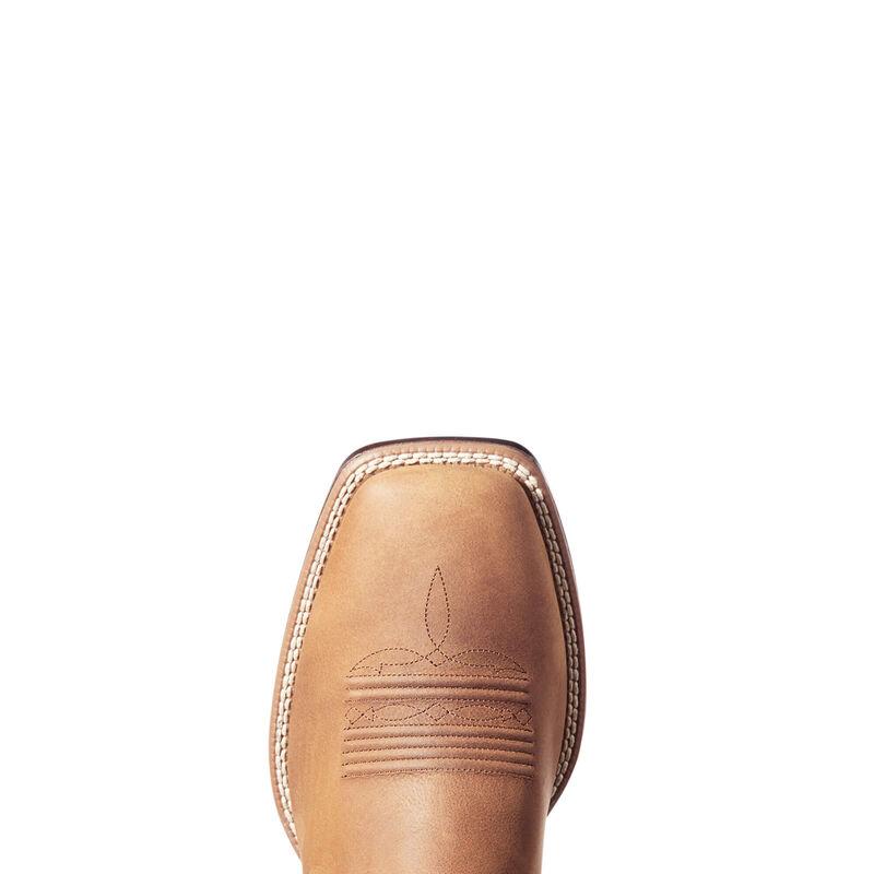 Ryden Ultra EZ Zip Western Boot