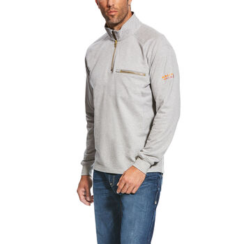 FR Rev 1/4 Zip Top