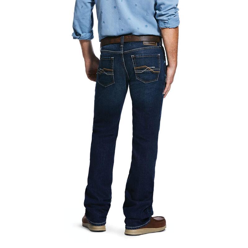 M7 Rocker Stretch Cedar Stackable Straight Leg Jean