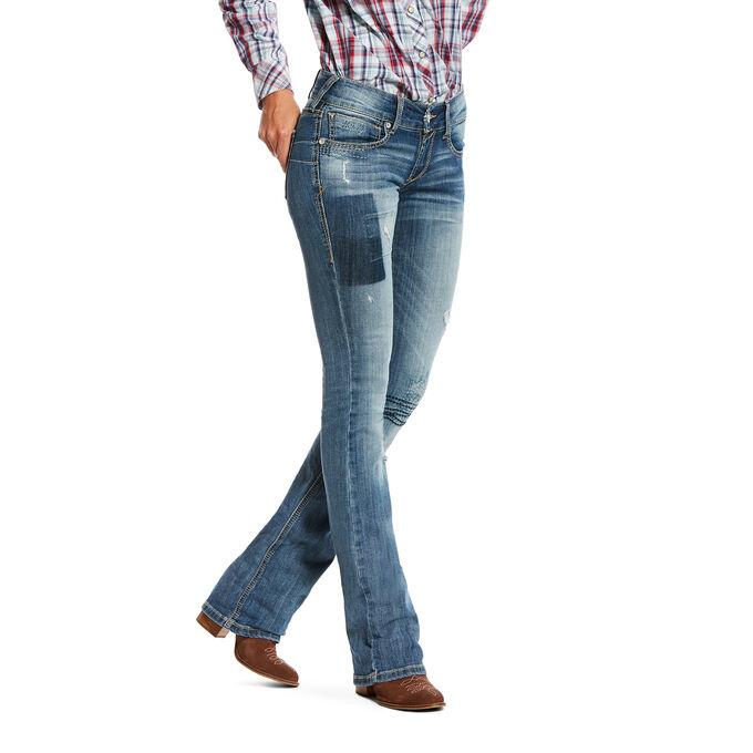 R.E.A.L Low Rise Sky Boot Cut Jean