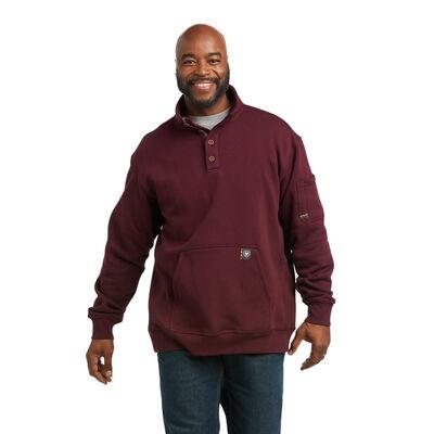 Rebar Overtime Fleece Sweater