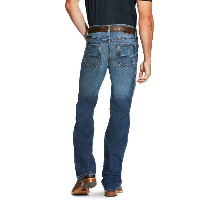 M4 Low Rise Cooper TekStretch Boot Cut Jean