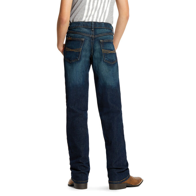 B5 Slim Legacy Stretch Stackable Straight Leg Jean
