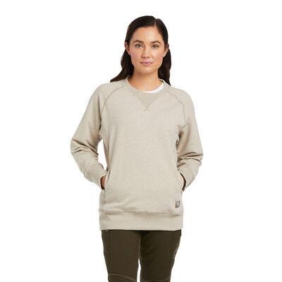 Rebar Workman Washed Fleece Sweatshirt