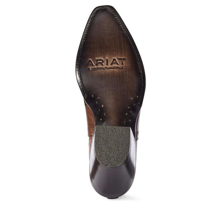 Dixon Studded Western Boot