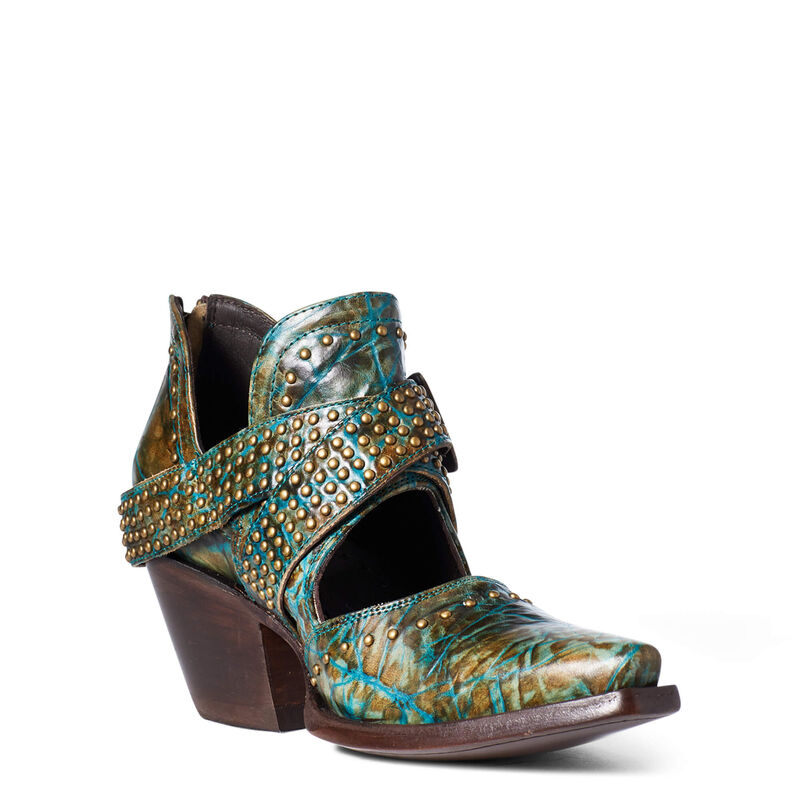 Dixon Rock N Roll Western Boot