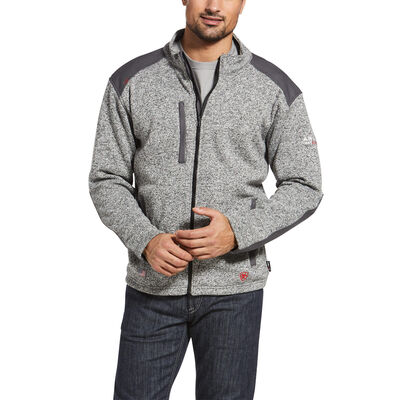 FR Caldwell Full Zip Sweater Jacket