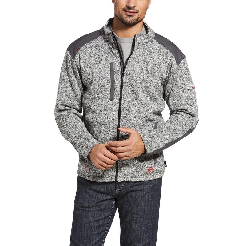 FR Caldwell Full Zip Sweater Jacket