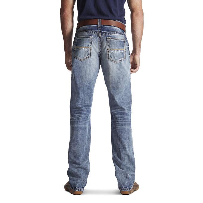 M4 Low Rise Coltrane Boot Cut Jean