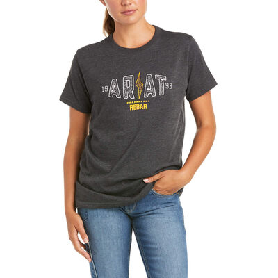 Rebar Cotton Strong Bolt T-Shirt