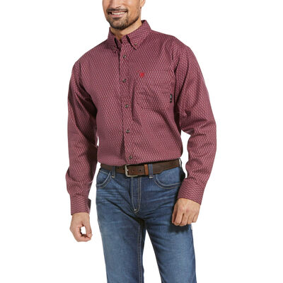 FR Abbott DuraStretch Work Shirt