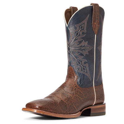 Circuit Gritty Western Boot