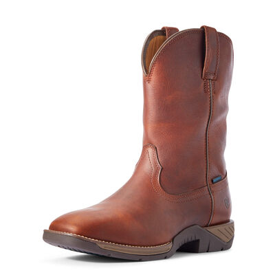 Ranch Work H20 Western Boot