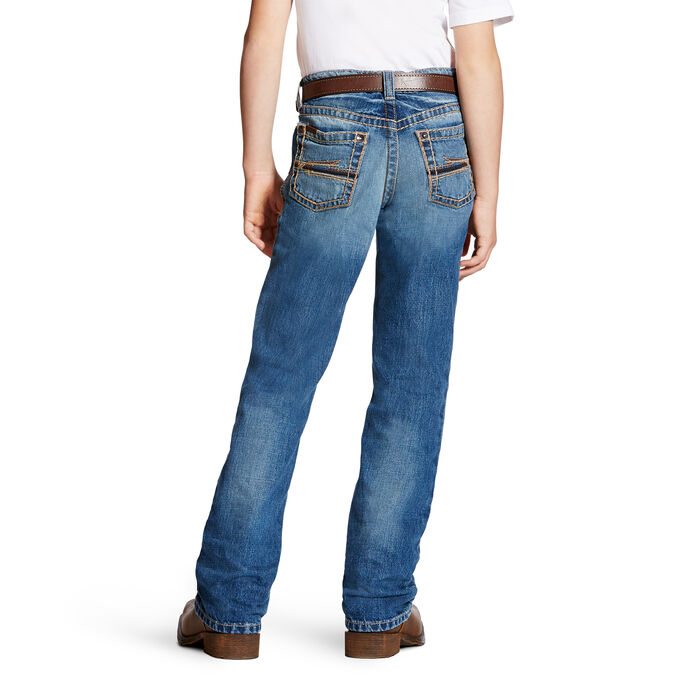 B4 Jagger Boot Cut Relaxed Jean